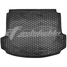 Резиновый коврик в багажник для Acura MDX 2006-2013 Avto-Gumm