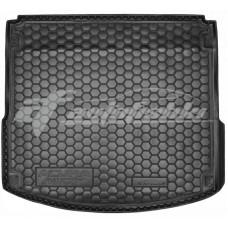 Резиновый коврик в багажник для Acura MDX III 2013-... Avto-Gumm