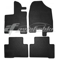 Резиновые коврики в салон Acura MDX III 2013-... Stingray