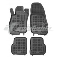 Коврики в салон резиновые для Alfa Romeo Mito 2008-2018 Rezaw-Plast