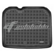 Коврик в багажник резиновый для Audi Q3 (без запаски) 2011-... Rezaw-Plast