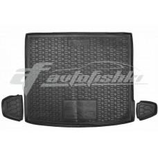 Коврик в багажник Audi Q3 (верхняя полка) 2020-... Avto-Gumm