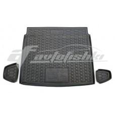 Коврик в багажник Audi Q3 (нижняя полка) 2020-... Avto-Gumm