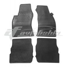 Резиновые коврики в салон Audi A6 1997-2005 Stingray