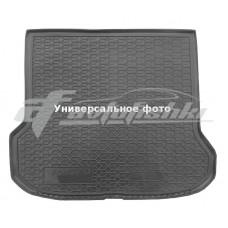 Резиновый коврик в багажник для Volvo V50 2004-2012 Avto-Gumm