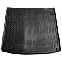 Резиновый коврик в багажник для BMW X6 F16 2014-... Avto-Gumm