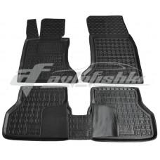 Резиновые коврики в салон для BMW 5 E60 / E61 2003-2010 Avto-Gumm