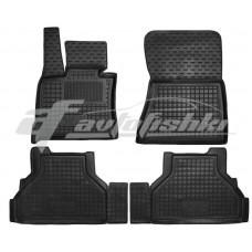 Резиновые коврики в салон для BMW X5 E70 2007-2013 Avto-Gumm