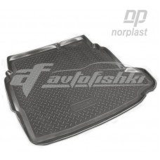 Полиуретановый коврик в багажник на Cadillac BLS 2006-2010 Norplast