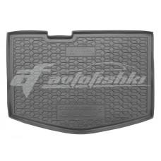Коврик в багажник Chevrolet Bolt (нижняя полка) 2016-... Avto-Gumm