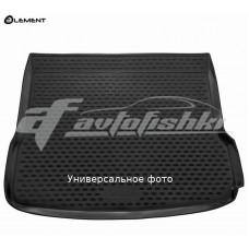 Резиновый коврик в багажник на Chevrolet Tacuma (Rezzo) 2000-2008 Novline (Element)