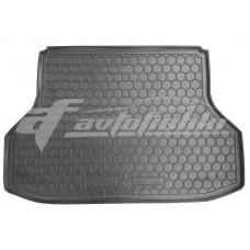 Резиновый коврик в багажник Chevrolet Lacetti Sedan '2003-… Avto-Gumm
