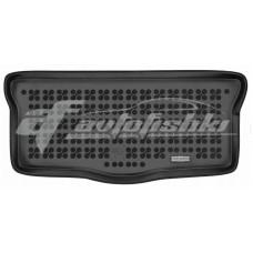 Коврик в багажник резиновый для Citroen C1 2005-2014 Rezaw-Plast