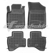 Коврики в салон резиновые для Citroen C1 II 2014-... Rezaw-Plast