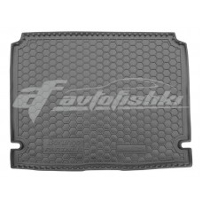 Резиновый коврик в багажник для Citroen Berlingo 2008-2019 Avto-Gumm