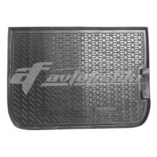Резиновый коврик в багажник для Citroen C4 Picasso 2006-2013 Avto-Gumm