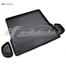 Резиновый коврик в багажник на Dacia Logan Sedan (седан) 2004-2013 Novline (Element)