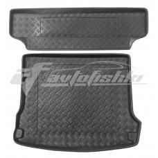 Коврик в багажник Dacia Logan MCV / Kombi (универсал) (комплект с 2 штук) 2006-2013 Rezaw-Plast