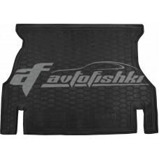 Резиновый коврик в багажник для Daewoo Nexia 1995-2016 Avto-Gumm