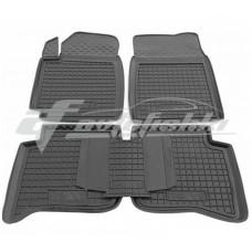 Резиновые коврики в салон для Faw V5 2012-... Avto-Gumm