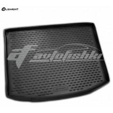 Резиновый коврик в багажник на Fiat Bravo 2007-2016 Novline (Element)