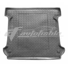 Коврик в багажник Fiat Doblo Maxi (5 мест) 2000-2010 Rezaw-Plast