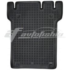 Коврик в багажник резиновый для Fiat Scudo II (5 мест) 2007-2016 Rezaw-Plast