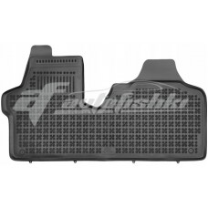 Коврики в салон резиновые для Fiat Scudo II 2007-2016 передние Rezaw-Plast
