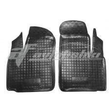 Резиновые коврики в салон для Fiat Doblo Cargo 2001-… Avto-Gumm
