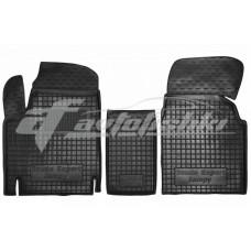 Резиновые коврики в салон для Fiat Scudo 1997-2004  Avto-Gumm