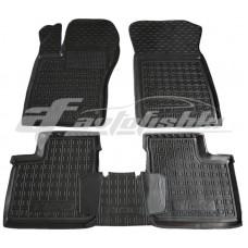 Резиновые коврики в салон для Fiat Tipo Sedan (седан) 2016-... Avto-Gumm