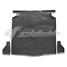 Коврик в багажник Ford Focus IV универсал (нижняя полка) 2019-... Avto-Gumm
