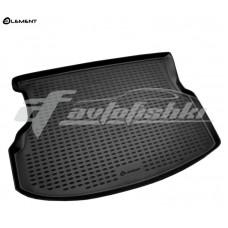 Резиновый коврик в багажник на Ford Maverick II 2000-2007 Novline (Element)