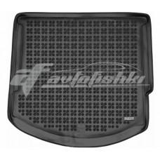 Коврик в багажник резиновый для Ford Mondeo IV Turnier (универсал) (с докаткой) 2007-2015 Rezaw-Plast