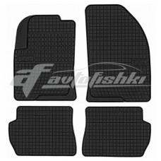 Коврики в салон резиновые Ford Fusion 2002-2012 Frogum