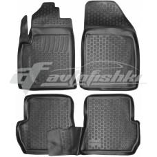 Резиновые коврики на Ford Fusion 2002-2012 Lada Locker