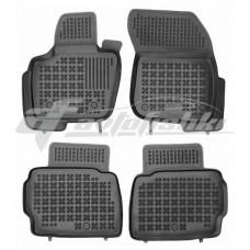Коврики в салон резиновые для Ford Mondeo V 2014-… Rezaw-Plast