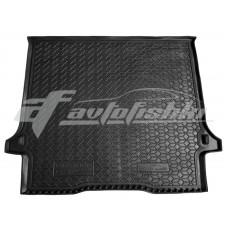 Резиновый коврик в багажник для Citroen C4 Grand Picasso (7 мест) 2006-2013 Avto-Gumm