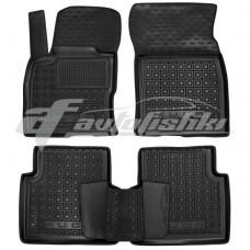 Резиновые коврики в салон для Ford Kuga III 2020-... Avto-Gumm