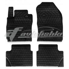 Резиновые коврики в салон Ford Fiesta VI USA (америка) 2013-2019 Stingray