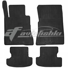 Резиновые коврики в салон Ford Mustang VI 2014-... Stingray