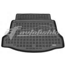 Резиновый коврик в багажник Honda Civic X Hatchback 2017-... Rezaw-Plast