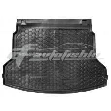 Резиновый коврик в багажник для Honda CR-V IV 2012-2017 Avto-Gumm