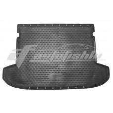 Резиновый коврик в багажник на Hyundai Tucson III 2015-... Novline (Element)