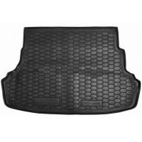Коврик в багажник Hyundai Accent (Solaris) (короткий) 2010-2017 Avto-Gumm