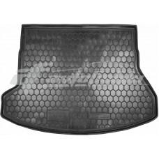 Резиновый коврик в багажник для Hyundai i30 CW (универсал) 2012-2017 Avto-Gumm