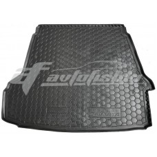 Резиновый коврик в багажник для Hyundai Sonata NF 2004-2010 Avto-Gumm