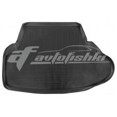 Резиновый коврик в багажник на Infiniti Q50 2013-... Novline (Element)