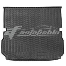 Резиновый коврик в багажник для Infiniti JX / QX60 2012-... Avto-Gumm