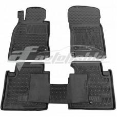 Резиновые коврики в салон для Infiniti M25 / M37 / M56 / M35h / M30d 2010-2014 Avto-Gumm